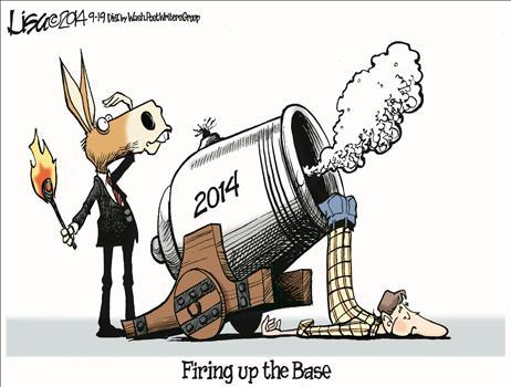 Firing Up Base