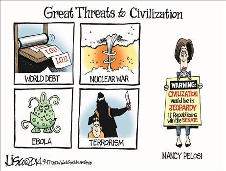 Great Threats