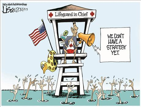 Lifeguard in Chief