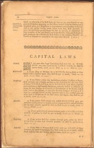 Massachusetts Body of Liberties
