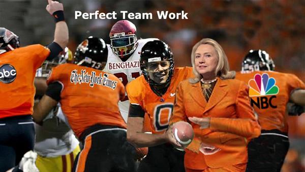 Perfect Team Work
