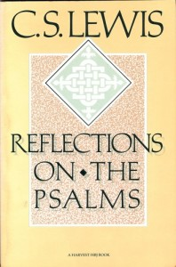 Reflections on the Psalms 2