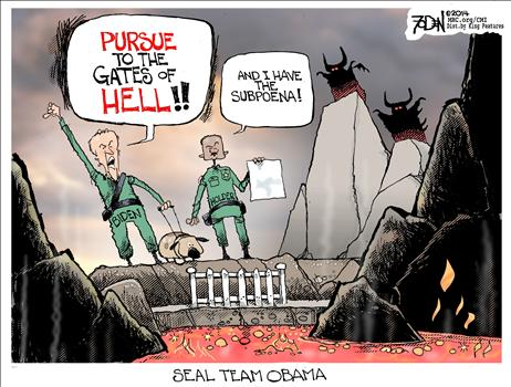 Seal Team Obama
