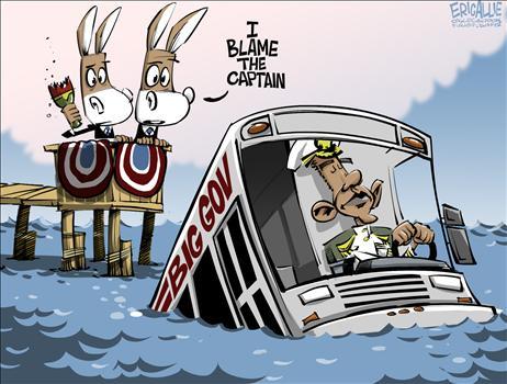 Blame Captain