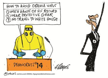 Obama Virus