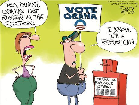 Vote Obama
