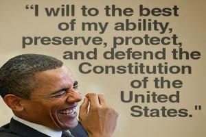 Obama-Constitution