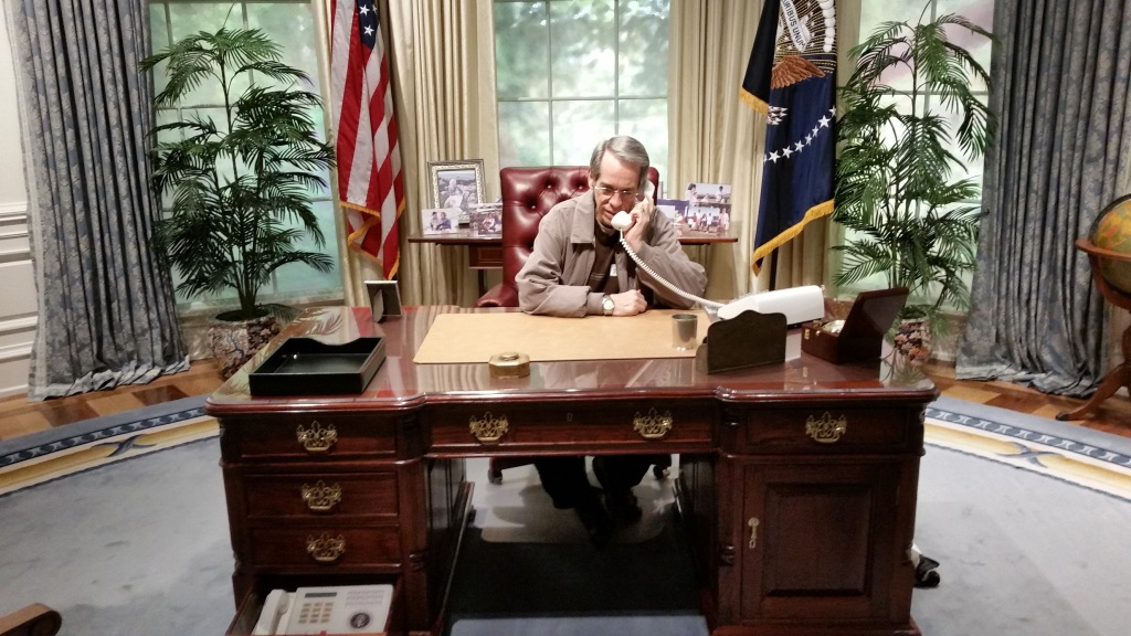 Bush Oval Office 3