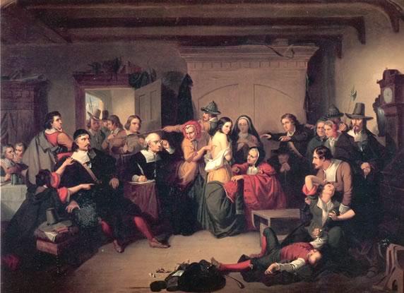 Salem Witchcraft Trials 2