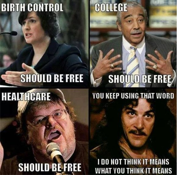 Should Be Free