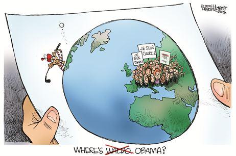 Waldo Obama