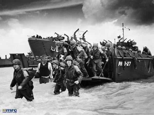 Brian Williams-D-Day