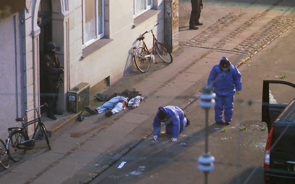 Copenhagen Gunman