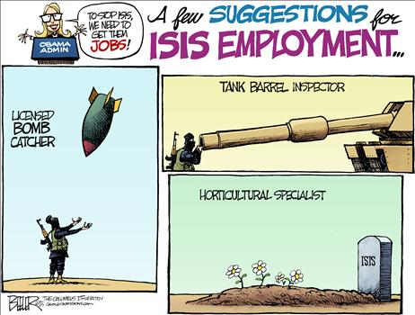 ISIS Employment