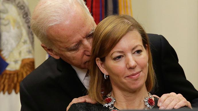 Joe Biden Awkward