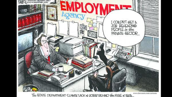 Lack of Jobs