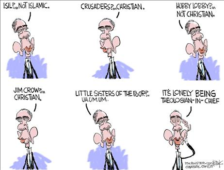 Theologican in Chief