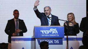 Benjamin Netanyahu's Victory