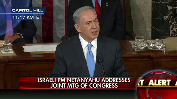 Netanyahu Speech