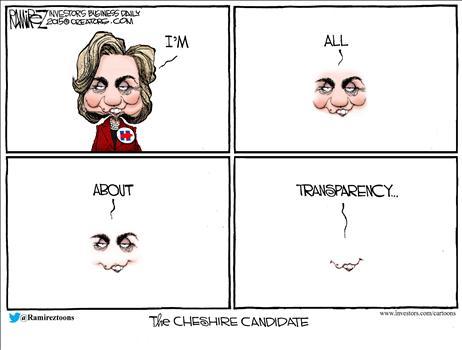 Cheshire Candidate