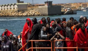 Christians Thrown Overboard
