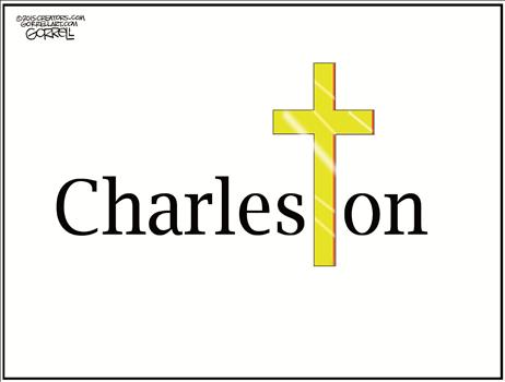 Charleston Cross