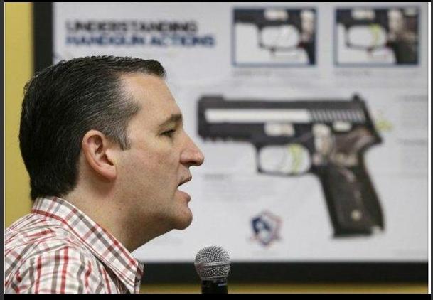 Ted Cruz & Gun