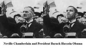 Chamberlain-Obama