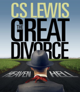 The Great Divorce Cover