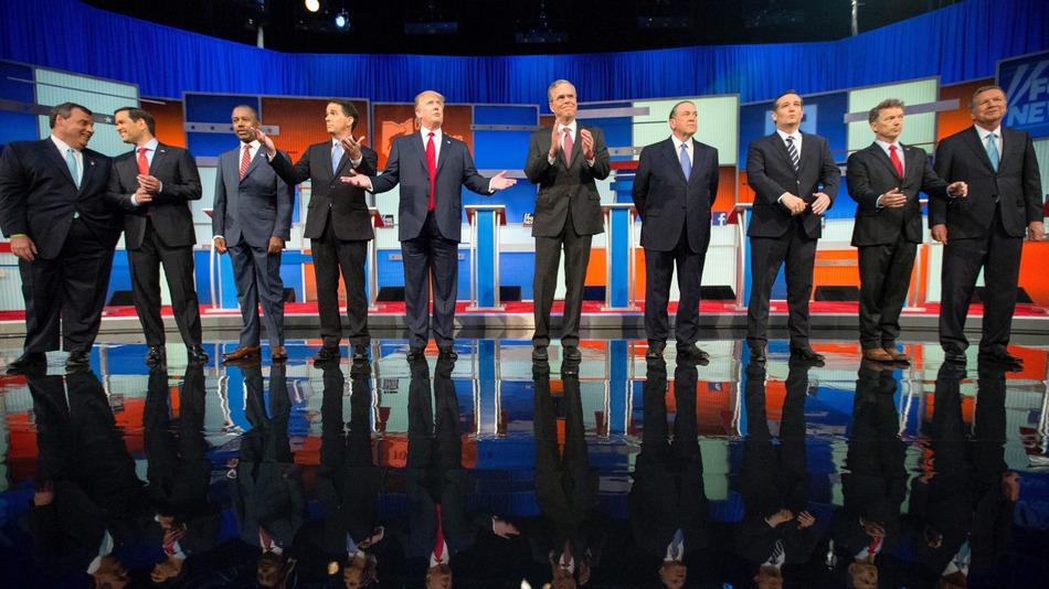 August 2015 Debate