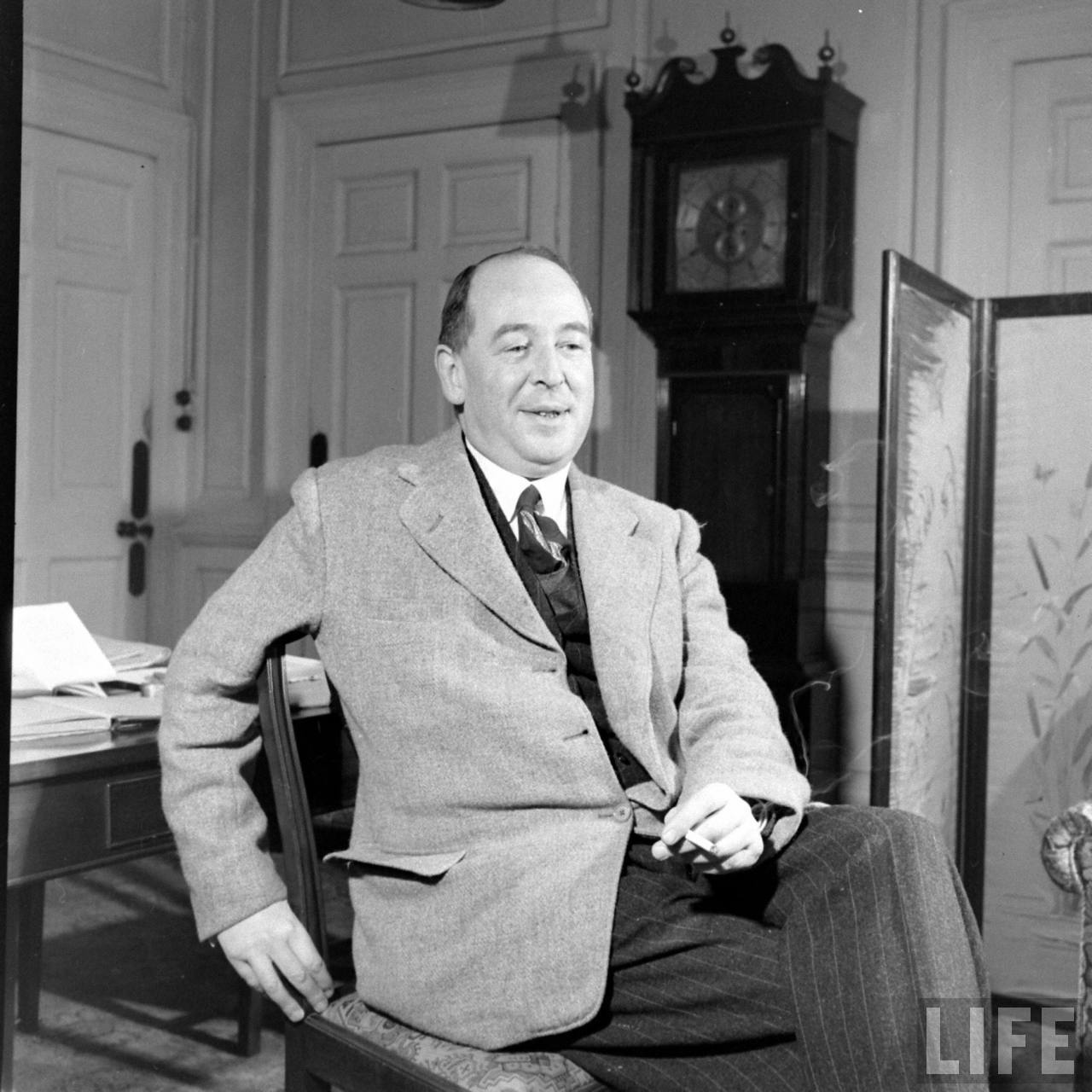 the moral issues and concepts in mere christianity a book by cs lewis A concept that lewis mere christianity was voted best book of the in the first five chapters of mere christianity lewis discusses.