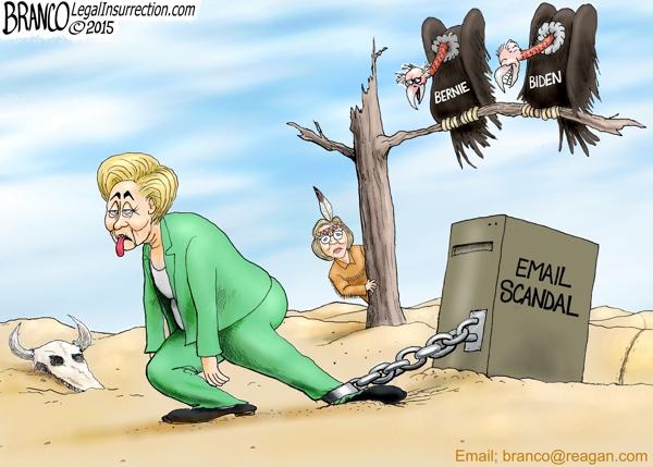 E-mail Scandal