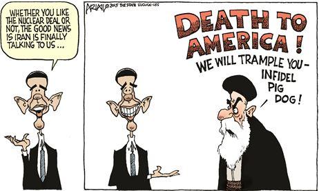 Iran Finally Talking