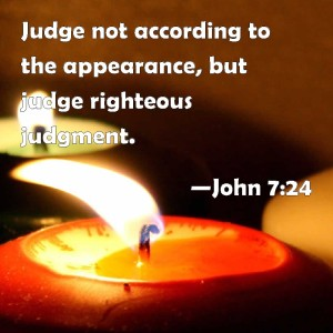 Righteous Judgment