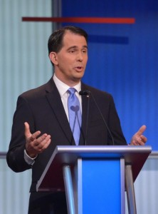 Scott Walker GOP Debate