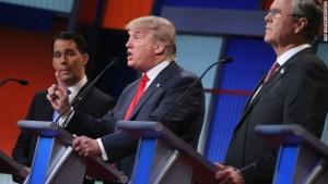 Walker-Trump-Bush