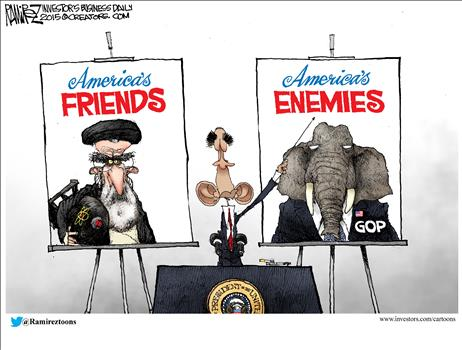 Friends & Enemies