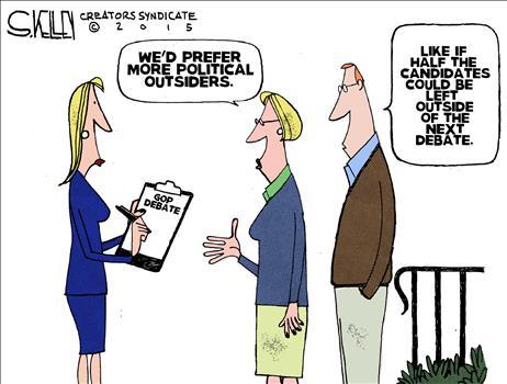 Half the Candidates