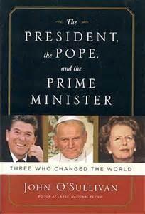 Presidennt, Pope, Prime Minister