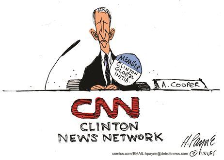 Clinton News Network