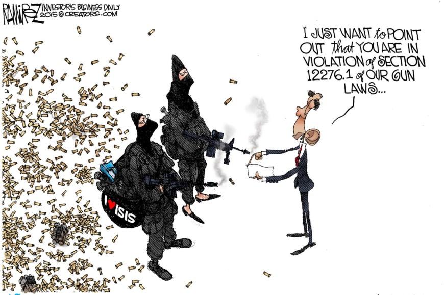 In Violation