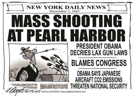 Mass Shooting Pearl Harbor