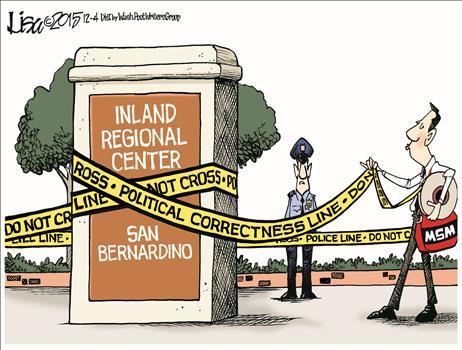 Political Correctness Line