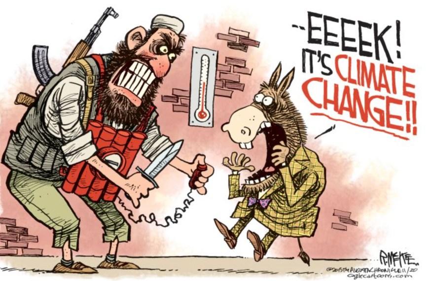 Terror Climate Change