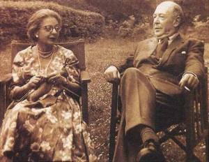 C. S. Lewis & Joy Lewis
