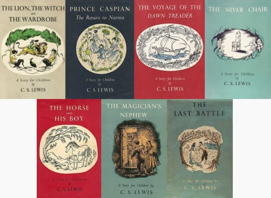 Who was the author who influenced CS Lewis' Narnia books?