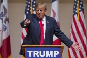 Donald Trump at Dordt