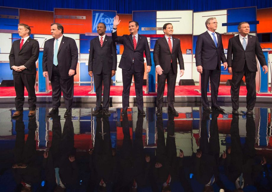 January 2016 Debate