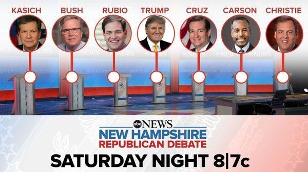 New Hampshire Debate 2016