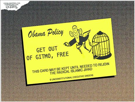 Get Out of Gitmo